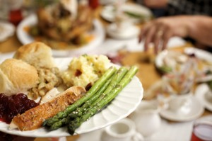 Thanksgiving pic - iStockPhoto