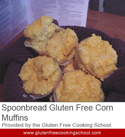 Spoonbread Gluten Free Corn Muffins ~ Recipe from The Gluten-Free ...