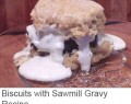 Biscuits with Sawmill Gravy Recipe