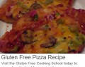 gluten free pizza recipe