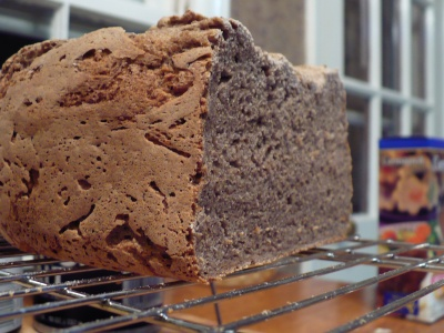 gluten free brown rice and buckwheat sandwich bread recipe