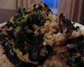 gluten free eggplant florentine casserole recipe