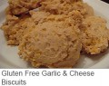 gluten free garlic and cheese biscuits recipe