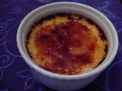 glutem free creme brule recipe