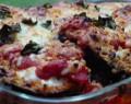gluten free eggplant parmigiana recipe