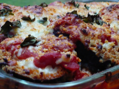 Gluten Free Eggplant Parmigiana Recipe ~ Recipe from The Gluten-Free ...