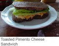 gluten free toasted pimento cheese sandwich recipe