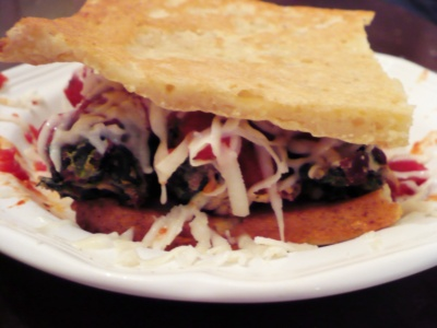gluten free spinach meatball sandwiches recipe