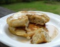 gluten free banana nut pancakes recipe