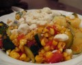 gluten free zucchini corn saute recipe