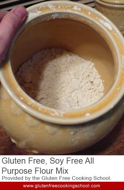gluten free soy free flour mix recipe