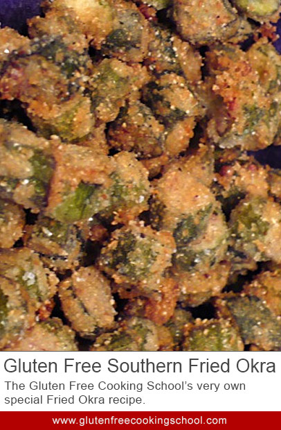 gluten free southern fried okra recipe