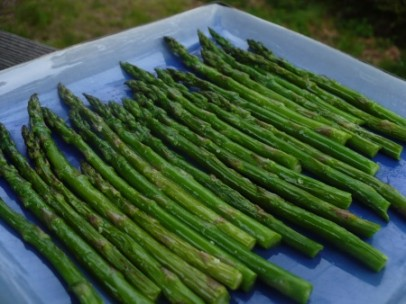 gluten free roasted asparagus recipe