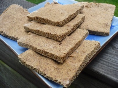 gluten free multi-grain flat bread recipe