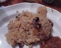 gluten free brown white rice recipe
