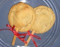 gluten free peanut butter lollipop cookies recipe