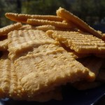 Gluten Free Cheese Straws