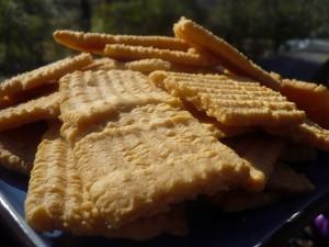 gluten free cheese straws recipe