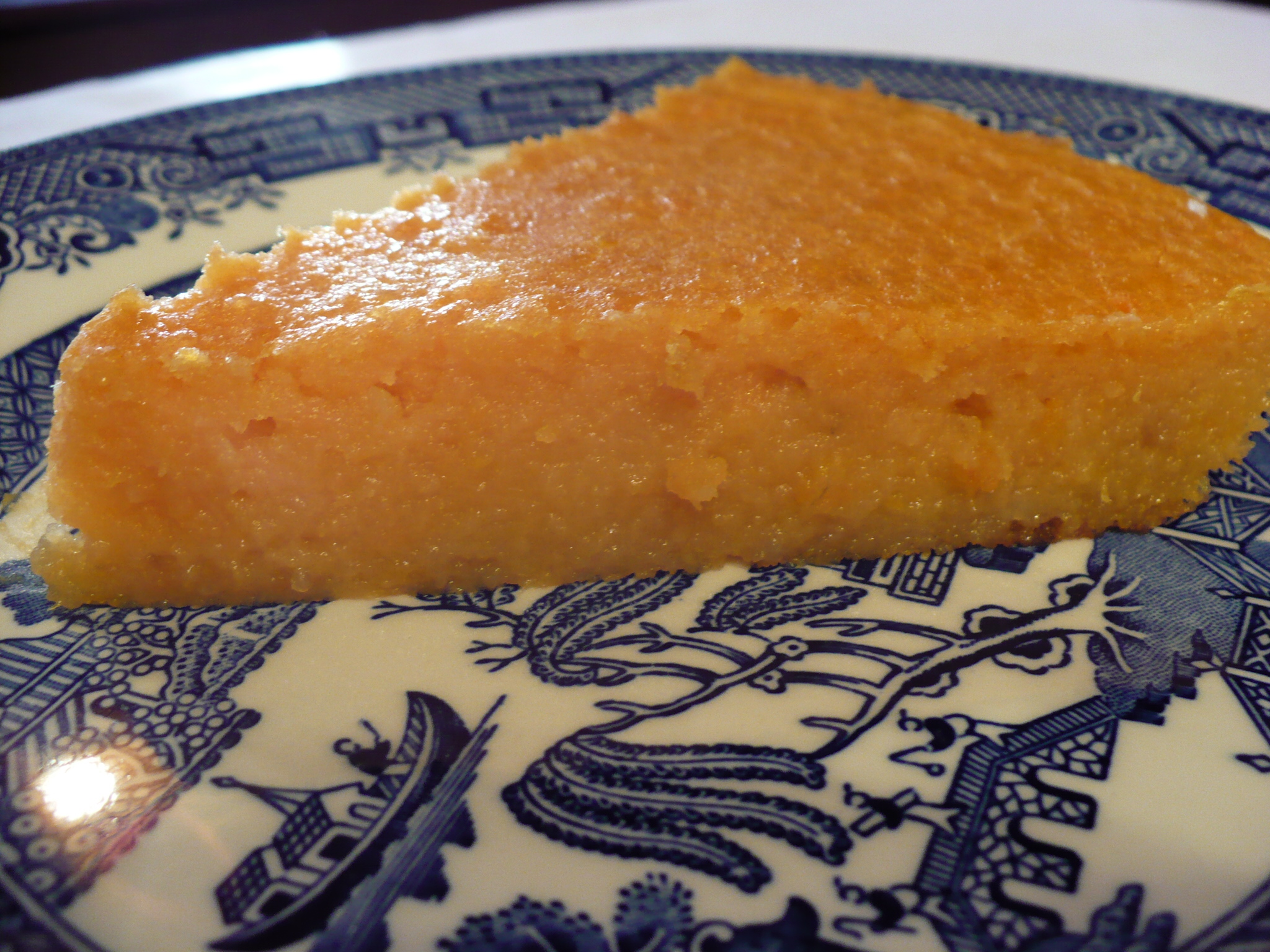 Impossibly Easy Sweet Potato Pie