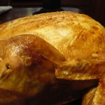 Gluten Free Roasted Brined Turkey