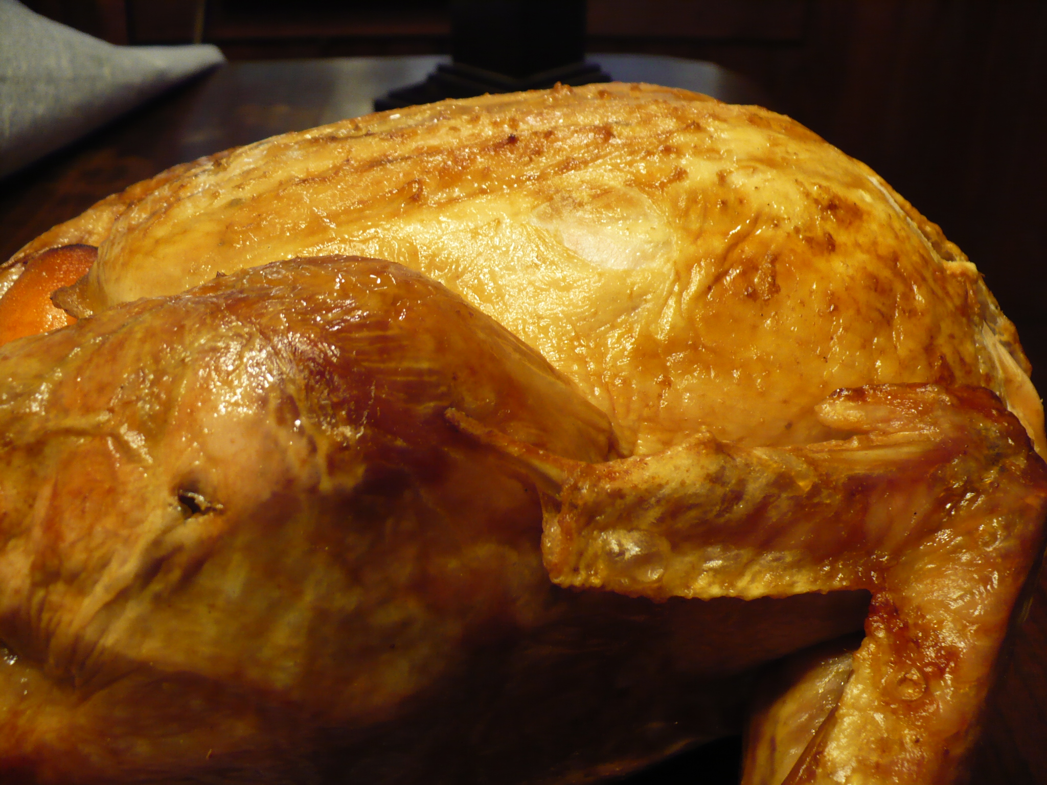 An Amazing Brined Gluten Free Turkey Recipe for Thanksgiving