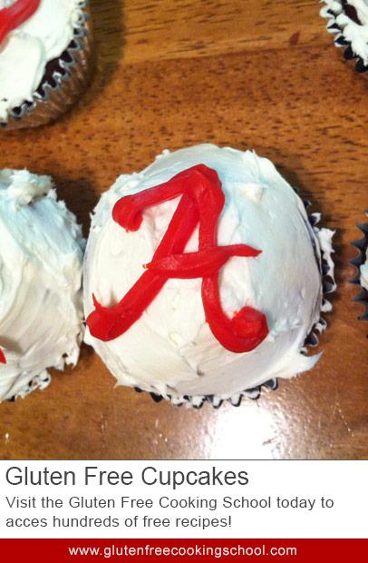gluten free cupcakes recipe