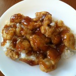 Gluten Free Honey Chicken