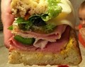 Make Your Own Gluten Free Sub Sandwich