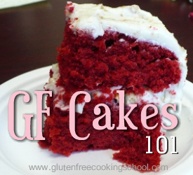"Can a Gluten Free Cake Be ""The Best Cake That You've Ever Eaten""?"