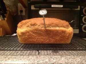 gluten free loaf of bread