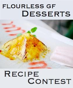 Flourless GF Desserts Sidebar