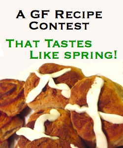 Spring Recipe Contest Sidebar