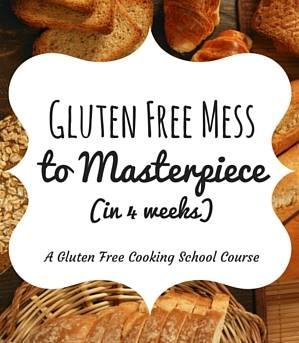 online gluten free cooking class